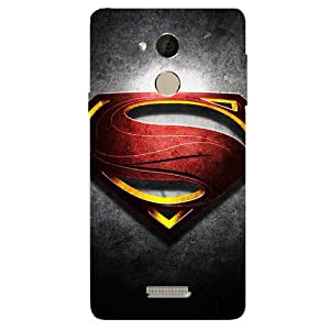 BetaDesign Graffiti and Illustrations Back Cover, Designer Cover for Coolpad Note 5 (Multicolor)