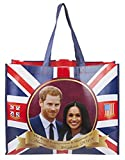 The Royal Wedding Commemorative Harry & Meghan Reusable Laminated Shopping Bag Bild