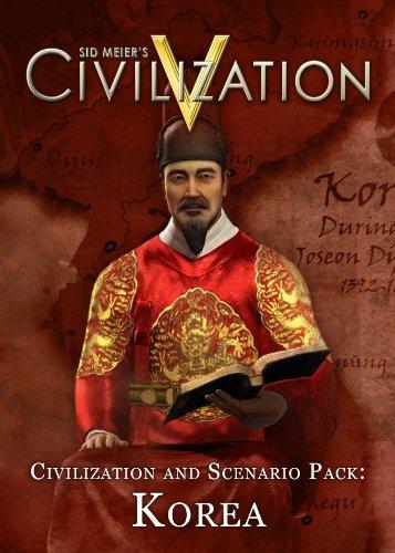 Sid Meier's Civilization V Szenario Pack Korea DLC