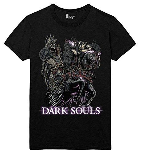 Dark Souls 3 T-Shirt Zombie Knight, Größe L (Trikot-jäger)