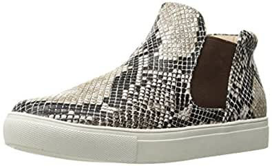 Coconuts by Matisse Women's Harlan Fashion Sneaker, Natural Snake, 7.5 M US