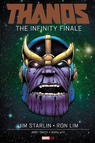 Thanos: The Infinity Finale por Jim Starlin