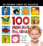 Best 100 Libros - 100 primeras palabras: Mi primer libro de solapas Review