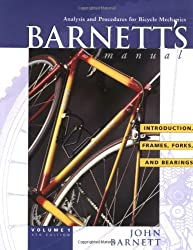 Barnett's Manual: Analysis and Procedures for Bicycle Mechanics (4 Volumes) by John Barnett (2000-09-30)