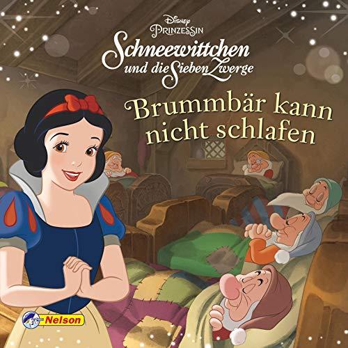 Maxi-Mini 24: Disney Prinzessin Schneewittchen: Brummbär kann nicht schlafen (Nelson Maxi-Mini)