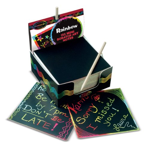 Scratch Magic Note Cubes