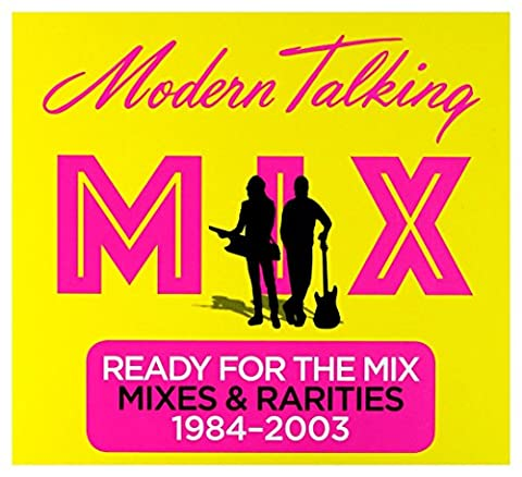 Modern Talking: Ready For The Mix (Digipack) [2CD]