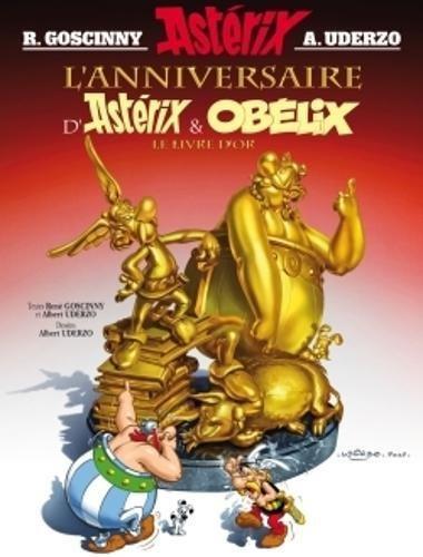 Astérix - L'anniversaire d'Astérix et Obélix - n°34 par Albert Uderzo