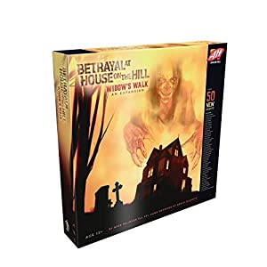 Avalon Hill / Wizards of the Coast c01410000-Betrayal at House on The Hill: Widow