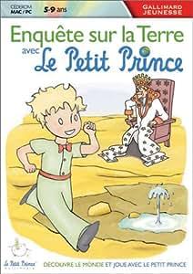 Enquete sur la terre avec le petit prince