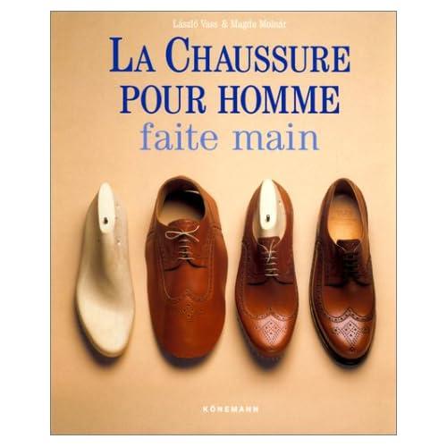 La Chaussure pour homme faite main