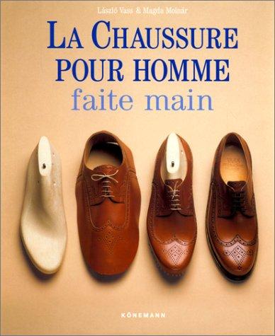 La Chaussure pour homme faite main par Magda Molnar