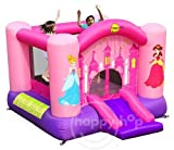 Happy Hop – Princess Slide and Hoop Bouncer, Mehrfarbig (9201P)