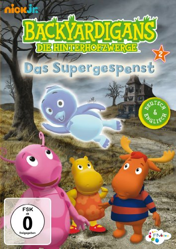 Backyardigans - Das Supergespenst (Teil 2) - Backyardigans Dvd