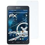 atFolix Schutzfolie kompatibel mit Samsung Galaxy Tab A 7.0 Panzerfolie, ultraklare & stoßdämpfende FX Folie (2X)