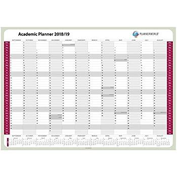academic planner calendar