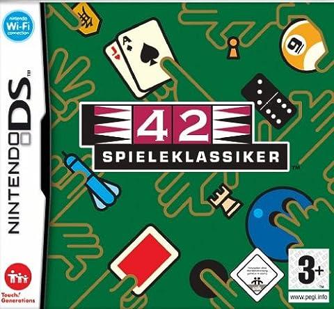 42 Spieleklassiker (Retro Backgammon)