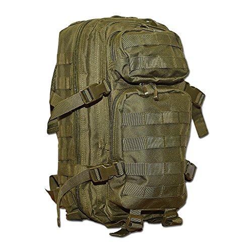 Assault Pack Military Rucksack Tactical Backpack 25 und 40 l verschiedene Farben Oliv Grün