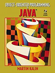 Object-Oriented Programming in Java (Prentice Hall Finance Series)