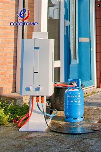 Eccotemp L10 Propan Gas Durchlauferhitzer 16 kw 30 mbar - 7