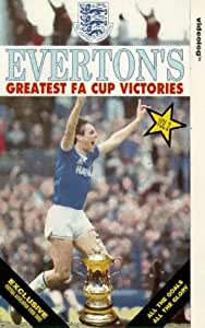 Everton Fc: Everton's Greatest Fa Cup Victories - Volume 2 [VHS]
