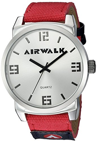 airwalk-analog-silver-dial-and-red-canvas-watch