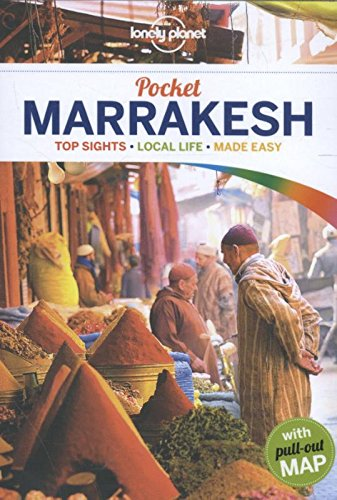 Lonely Planet Pocket Marrakesh (Travel Guide) Test