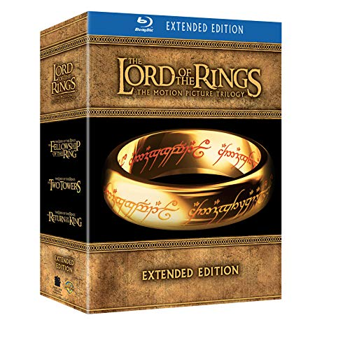 The Lord of the Rings - The Motion Picture Trilogy, Extended Edition (6 Blu-Ray+9 DVD) [Italia] [Blu-ray] 10