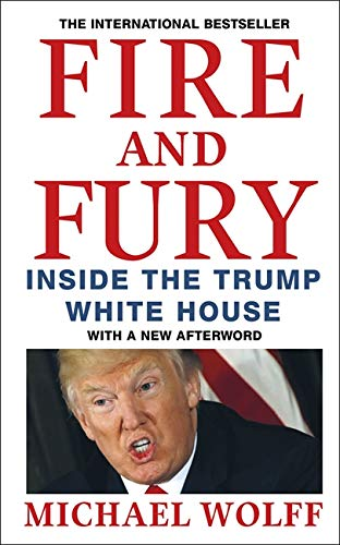 Fire And Fury por Michael Wolff