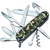 Victorinox - Multiuso 91mm - Huntsman Camouflage Mimetico Esercito Svizzero