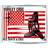 Mötley Crüe - Pin Pin - Red, White & Crue Logo (in )