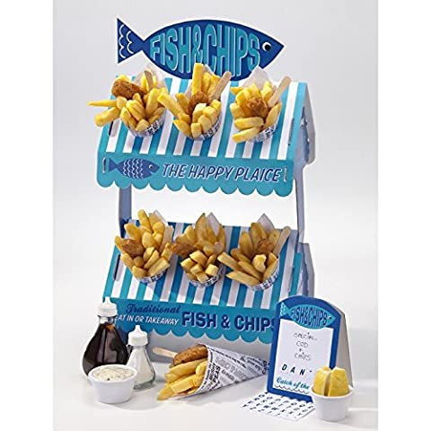 Fish & Chip Stall
