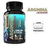 L Arginina Ajinomoto Professional Integratore Pillole 3000 mg per dose | 100 Capsule da 1000 mg | Aminoacido Puro Massa Muscolare Vigore fisico e Mentale | Azione Duratura Immediata Boost Citrullina
