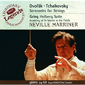 Dvor�k / Grieg / Tchaikovsky: String Serenades