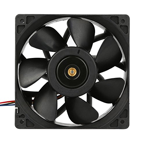 Laptop Cooling Fan, Ularma 6000RPM Cooling Fan Replacement 4-pin Conne