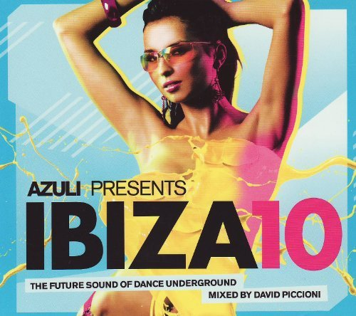 Azuli Presents Ibiza 10 by Various Artist