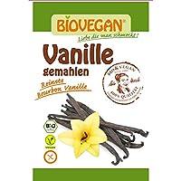 Biovegan Bio Vanille gemahlen, BIO (1 x 5 gr)