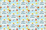 #2: Skywalk Wrapping Paper Sheets (19.5 x 29.5) - Set of 25