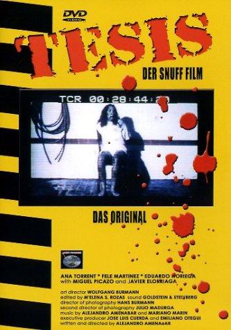 Laser Paradise Tesis - Der Snuff Film