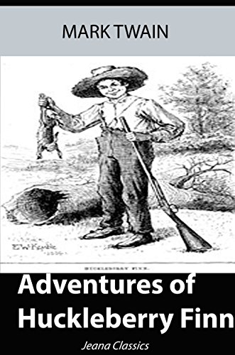 speaking over the heads in the novel the adventures of huckleberry finn by mark twain Need help with chapter 4 in mark twain's the adventures of huckleberry  as huck uneasily heads out of  of huckleberry finn chapter 4 litcharts.
