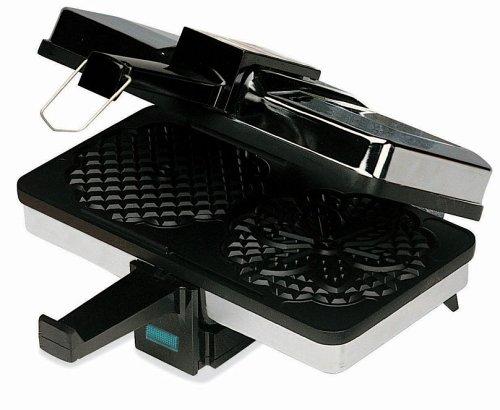 VillaWare V3600-NS Prego Nonstick Pizzelle Baker by Villaware (Pizzelles Maker)