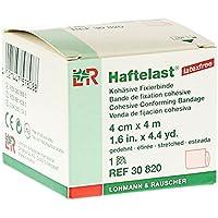 HAFTELAST Fixierb.kohäs.latexfrei 4 cmx4 m creme 1 St Binden preisvergleich bei billige-tabletten.eu