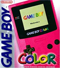 Game Boy - Gerät Color Brombeer