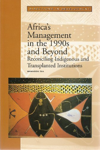 PDF Africa's Management in the 1990s and Beyond: Reconciling