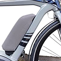 Basil E-Bike Akku Cover Neopren Schutzhülle für Yamaha Rahmen-Akku