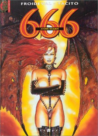 666, Tome 5 : Atomik requiem par François Froideval