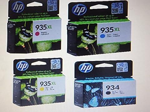 HP 935XL - cartouches d