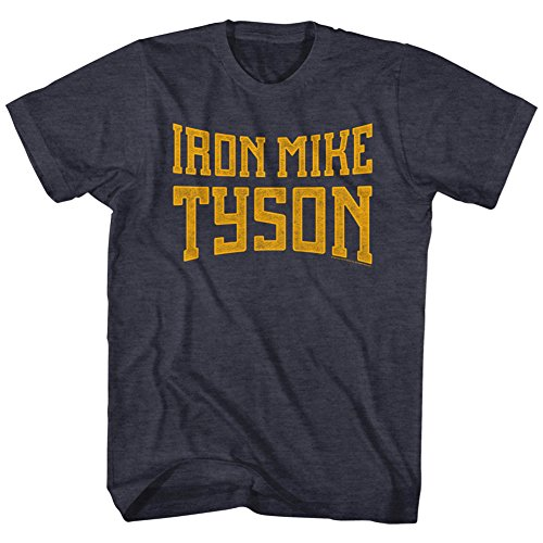 mike-tyson-fer-t-shirt-pour-hommes-x-large-navy-heather