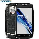DOOGEE T5 IP67 étanche Smartphone - Android 6.0 Robuste Téléphone - Tough Mobile extérieur avec 4500mAh batterie - 3 Go de RAM + ROM de 32 Go - 5MP + 13MP Caméras