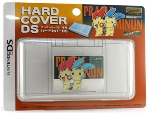 f3778e47a9bc Brand New Pokemon PLUSLE MINUM Cute   Collectible Hard Cover For DS Lite by  Debbi